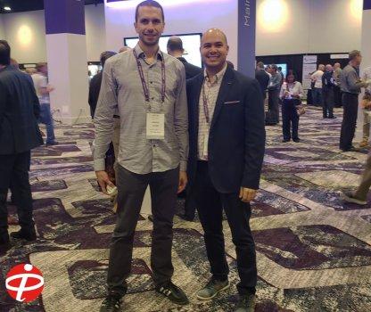 Fabien Girard and Daniel Chavez
