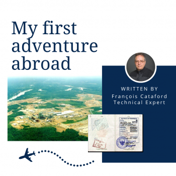 My first adventure abroad