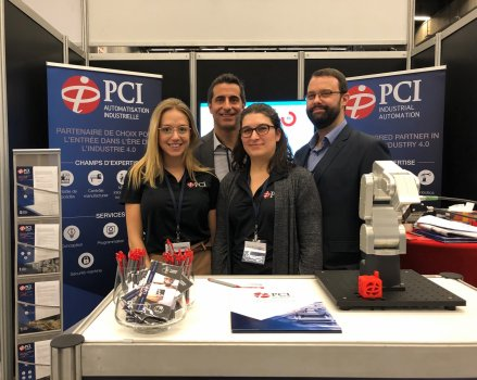 The PCI team at Stratégies PME