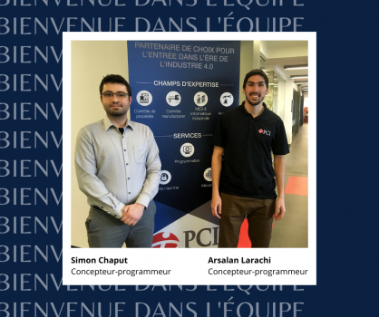 PCI Automatisation Industrielle