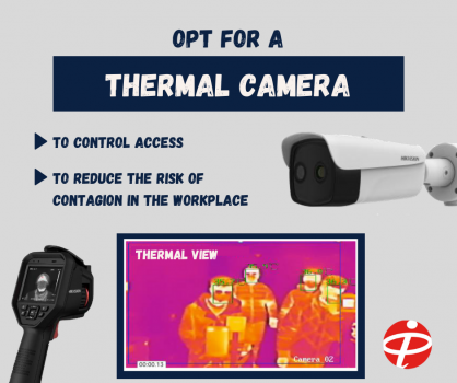Thermal camera - PCI Industrial Automation