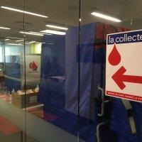 Collecte de sang chez PCI