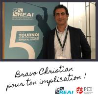 Christian Perrier, nouveau président du REAI