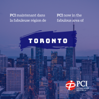 PCI now in Toronto !