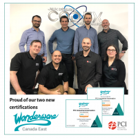 Two new certifications from Wonderware