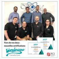 Deux nouvelles certifications Wonderware