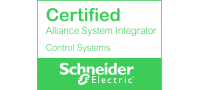 Schneider electric : certified alliance system integrator control systems