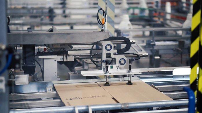 PCI automatisation industriel - service Contrôle industriel