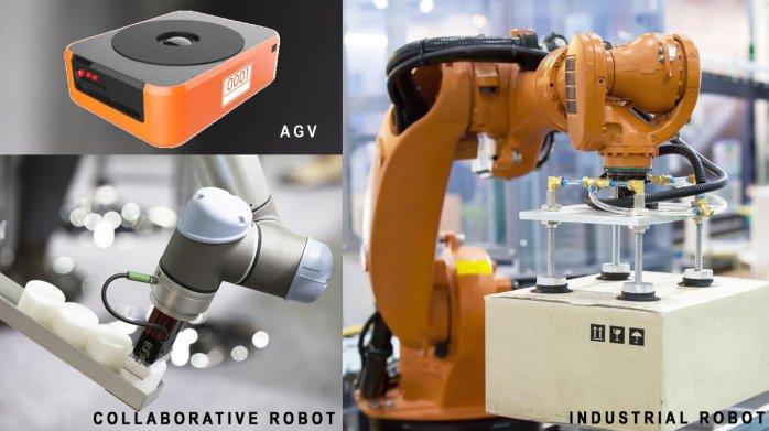 PCI automatisation industriel - service Robotics